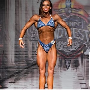 NPC Figure Competition Suit